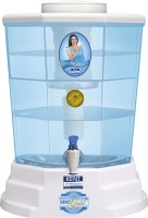 Kent Gold Plus 20 L Gravity Based Water Purifier(White & Blue)