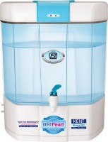 Kent Pearl Mineral RO 8 L RO + UV +UF Water Purifier(White & Blue)