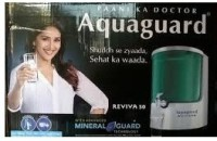 Aquaguard Reviva-50 8 L RO Water Purifier(White-Green)