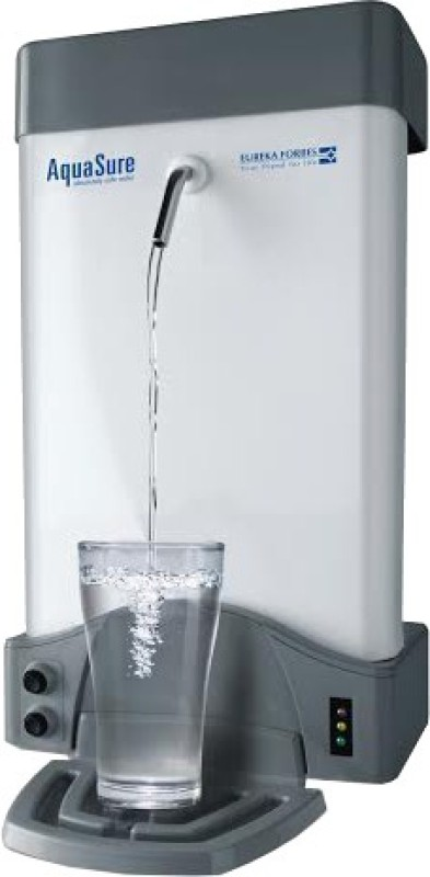 Eureka Forbes Aquasure Aqua Flo DX UV Water Purifier(White, Grey)