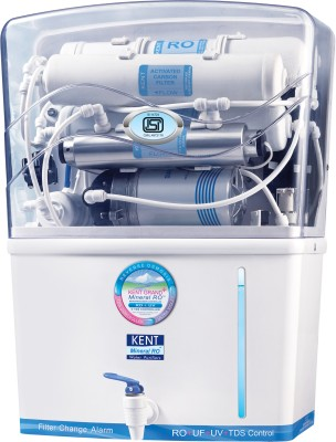 Kent Grand Plus 8L Mineral RO+UV+UF Water Purifier