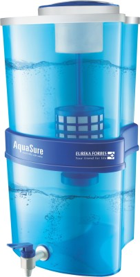 Eureka Forbes Aquasure Xtra Tuff 15 L Water Purifier(White, Blue)