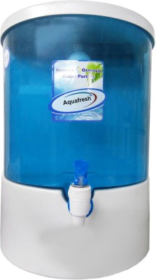 Aquafresh Dolphin 10 L Ro, Uv, Uf, Minerals Water Purifier (White)