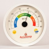 AccuTemp Hygrometer IIP-THM-501 Weather ...