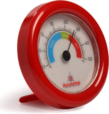Accutemp Small Dial Thermometer IIP-THM-101R Weather Station(Basic Series)