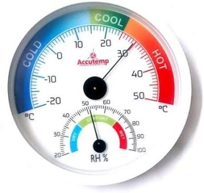 AccuTemp Thermohygrometer IP-THM-301W Weather Station