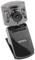 Intex Intex Web Cam Night Vision 600k  Webcam(Black)