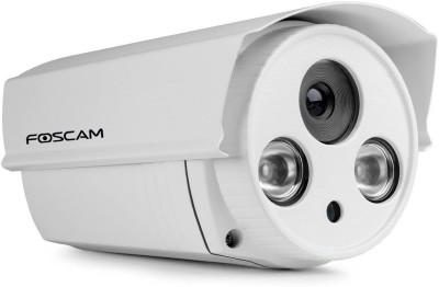 Foscam FOSCAM HT9873P WIRED OUTDOOR HD CAMERA Webcam(White (Camera))