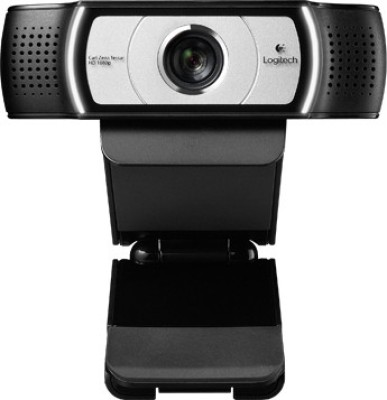 Logitech C930E Webcam(Black)