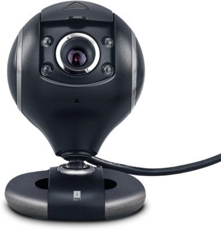 Iball Robo K20  Webcam(Black)