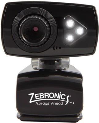 Zebronics Viper Plus Webcam(Black)