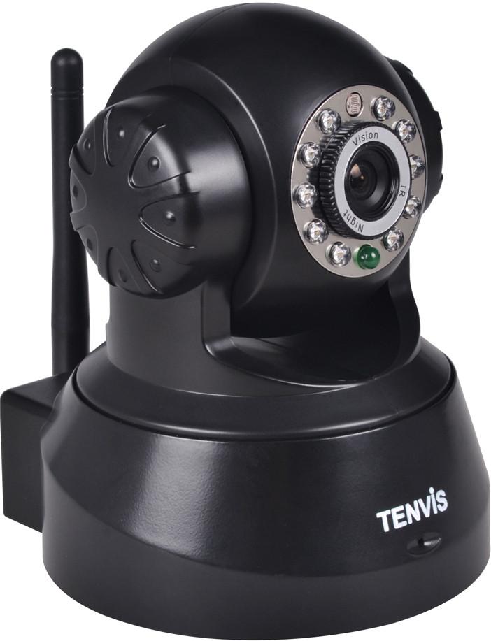 Tenvis Jpt-3815w Ptz Ip  Webcam(Black)