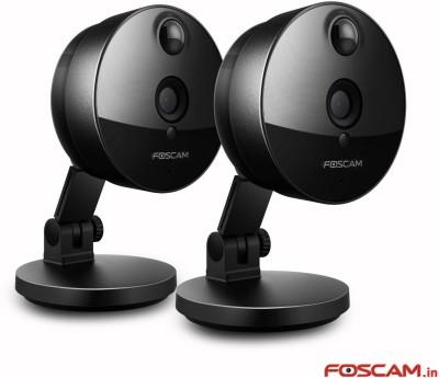 Foscam 2x C1 Webcam(Black)