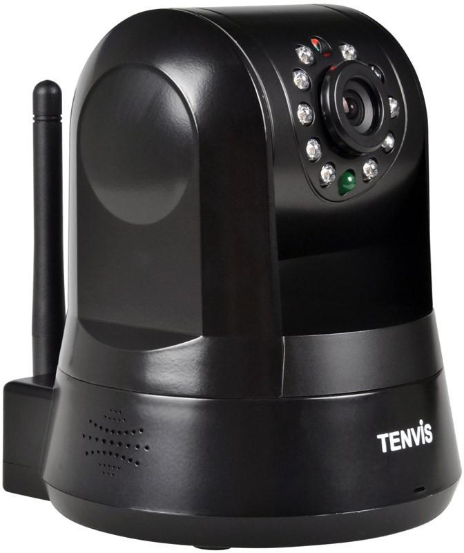Tenvis IProbot3  Webcam(Black)