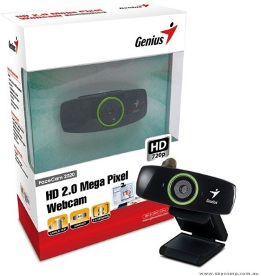 Genius facecam 2020  Webcam