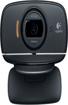 Logitech HD Webcam B525 Webcam(Black)