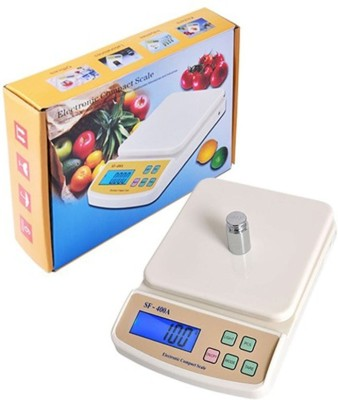 billionBAG SF-400A 10Kg Digital Electronic Weighing Scale