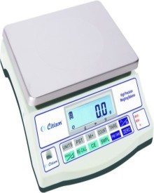 citizen digital electronic table top capacity 6000 g, Readability 0.5 g Weighing Scale