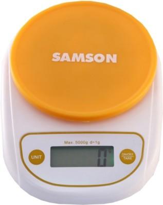 SAMSON Kitchen Weighing Scale