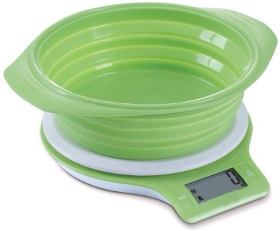 Nova Trendy Unbreakable Electronic Kitchen Ks 1320 G Weighing Scale(Green)