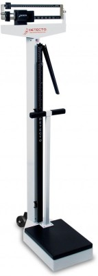 Detecto Digital Height And Weight Measuring Machine Weighing Scale available at Flipkart for Rs.60000