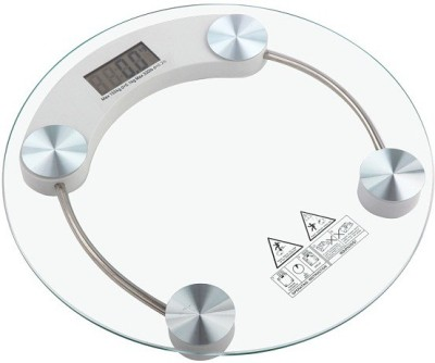 POSH OFFER Personal - Round Weighing Scale