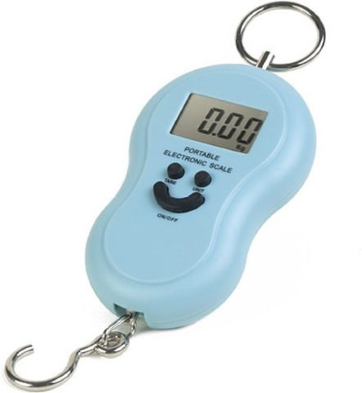 Gadget Bucket Digital Weighing Scale(Multicolor)