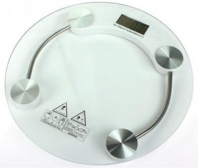 Phyzo Personal Digital Bathroom Round Weighing Scale