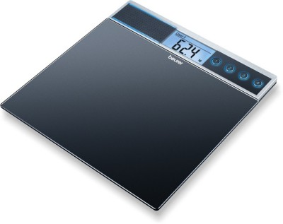 Beurer Speaking Glass Cheaker Weighing Scale