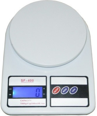 Shoppingekart S51 Electronics Digital 7 Kg X 1 Gm Kitchen Multi-Purpose Weighing Scale