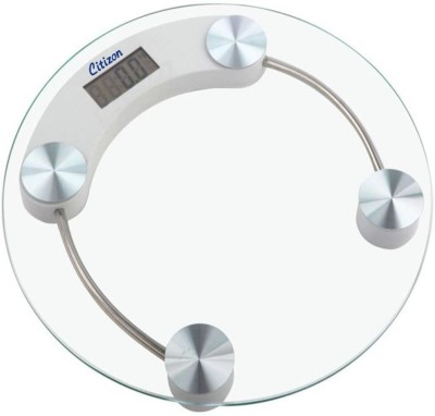Citizon Electronic Digital Personal Bathroom Health Body Weighing Scale
