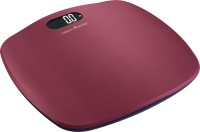 Health Sense Ultra-Lite Personal Weighing Scale(Cherry)