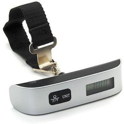 Divinext Digital Weight Scale Weighing Scale(Silver)