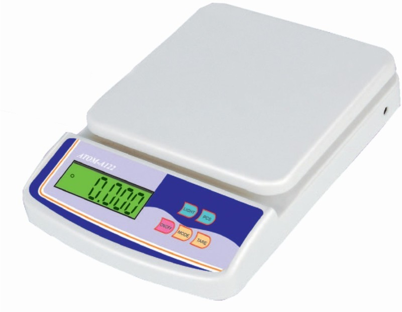 Haneez Electronic Kitchen Weighing Scale(White)