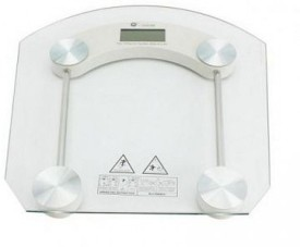CreativeVia Square Weighing Scale