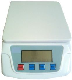 Pacific virgo Weighing Scale(White)