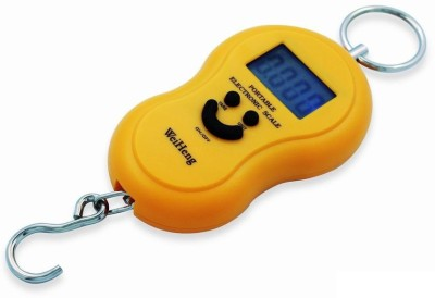 WeiHeng Bucket Digital Weighing Scale(Yellow)
