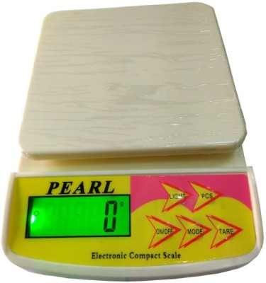 Pearl Kitchen Scale 10kg Weighing Scale