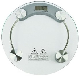 CreativeVia Round Weighing Scale