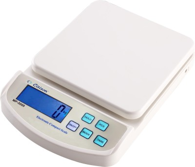 citizon digital electronic compact capacity 5000 g, accuracy 1 g Weighing Scale