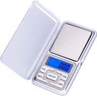 Sukot 1Gm - 50Gm Jewelry Diamond Stone Weigh Weighing Scale Pocket Scale Weighing Scale(Silver)