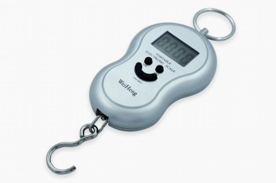 NewveZ 50kg Electronic Digital LCD Screen Kitchen Weighing Scale
