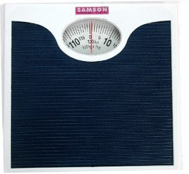 SAMSON Mechanical Personal Weighing Scale