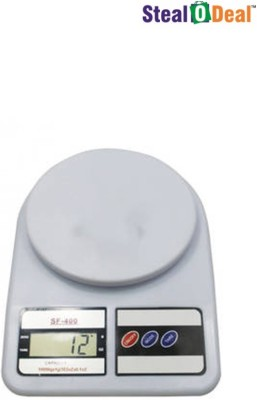 Stealodeal 5 Kg Electronic Kitchen Weighing Scale