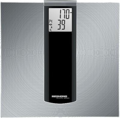 Redmond Smart Digital BMI Floor Weighing Scale(Grey) at flipkart