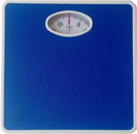 Equal Personal Analog Anti Slip Blue Weighing Scale