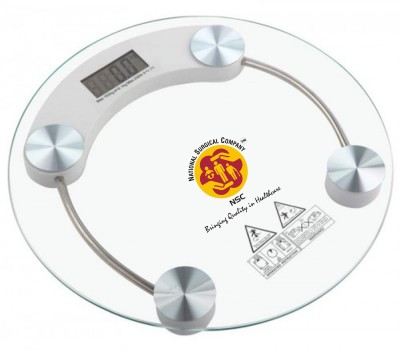 NSC Physio Round Weighing Scale