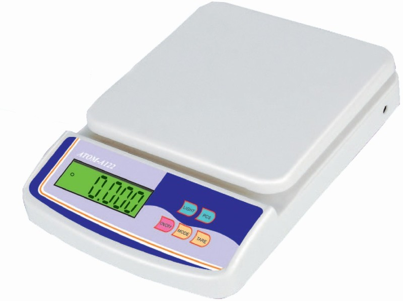 Mama A122-3KG Weighing Scale(White)