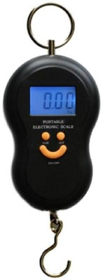 SAIF SWS Weighing Scale(Black)