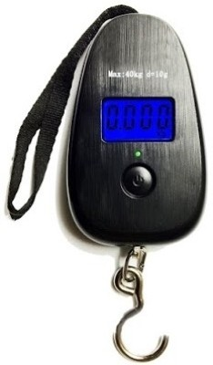 Gadget Heros 40Kg Mini Digital LCD Pocket Portable Hanging Kitchen With Tare Weighing Scale